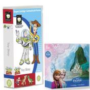 Cricut Cartridge Bundle Disney Frozen & Pixar Toy Story