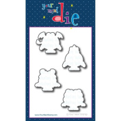 Your Next Stamp Die Silly Monsters 2