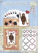 Find It Trading Playing Cards Yvonne Creations Men's Die