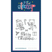 Your Next Stamp Clear Stamps 10cm x 10cm Christmas Morning