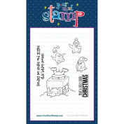Your Next Stamp Clear Stamps 10cm x 10cm Santa's Helpers