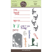 Joy Clair Clear Stamps 10cm x 15cm If You Dare