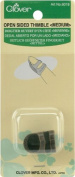 Metal Open-Sided Thimble-Medium 1 pcs sku# 644021MA