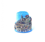 "Thimble Souvenir From Israel & Palestine Sewing Holyland Thimbles Collection ""Old City (Jaffa)"""