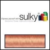 Sulky Of America 60wt Solid Polylite Thread, 1650 yd, Peach