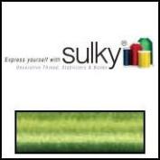 Sulky Of America 60wt Solid Polylite Thread, 1650 yd, Avocado