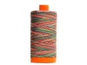 Aurifil Mako Cotton Quilting Thread 50 wt. Variegated Crayons 1420 yd.