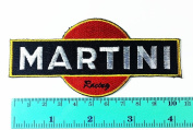 3 Patch Martini Racing Patch Motorsport Car Racing Sport Automobile Car Motorsport Racing Logo Patch Sew Iron on Jacket Cap Vest Badge Sign