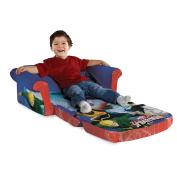 Marshmallow Furniture Flip Spiderman Open Sofa