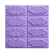Celtic Knots - Tray Milky Way Soap Mould