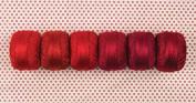 Perle Cotton Presencia Scarlet Sampler Collections