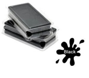 ExcelMark A2359 Self Inking Replacement Ink Pads - Black