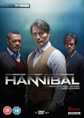 Hannibal: The Complete Seasons 1-3