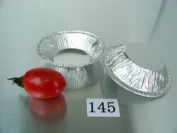 KEISEN 8.1cm Mini pie pan 30ml Foil Utility Cup 100/PK