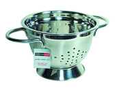 Grant Howard Stainless Steel Elegant Small Colander, 18cm , Silver