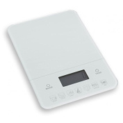 Brilliant - Digital Kitchen Nutrition Scale With Calories and Weight Calculator