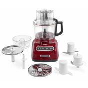 NEW KitchenAid KFP0933ER Empire Red 9-cup Food Processor with ExactSliceSystem