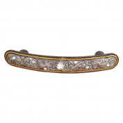 Silver Bling 23cm Cabinet Pull - Set of 2