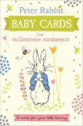 Peter Rabbit Baby Cards