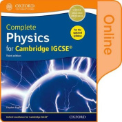 Complete Physics for Cambridge IGCSE (R) Online Student Book