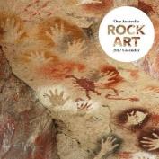 Our Australia Native Art Rock 2018 Calendar
