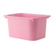 IKEA TROFAST - Storage box, pink - 42x30x23 cm