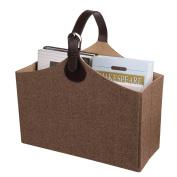 Office Paper Rack Lounge Magazine Newspaper Storage Basket Bins Organiser