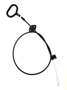 Universal Recliner Cable Dring Release Handle Exposed Length 8.3cm with Spring Total Overall Length 100cm