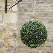 Boxwood Ball 40cm Artificial Hanging Buxus Topiary Ball