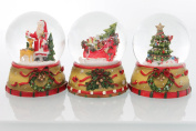 Christma Snow Domes (set of 3 complimenting designs) - New for 2015