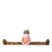 Marcus Fielding Senior Fox Draught Excluder - Country Folk Collection - Dora Designs