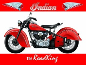 Original Indian Fridge Magnet-Fridge magnet the Roadking Gift Decoration Kitchen 10903