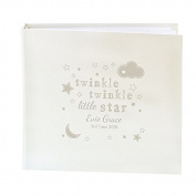 Twinkle Twinkle Photo Album with sleeves - Personalised