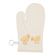 Clayre Eef Oven Glove & Spring Easter Time