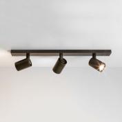 Ascoli Bronze Triple Bar Spotlight 6147