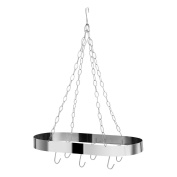 Round Ceiling Rack Metal Available In Different Shapes