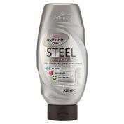 Astonish Pro Steel Shine 550ml