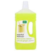 Citrus All Purpose Liquid Cleaner essential Waitrose 1L
