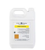 Crown Supplies Professional Lemon Floor Gel Cleaner 5L