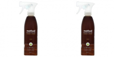 (2 PACK) - Method Wood Polish Spray | 354ml | 2 PACK - SUPER SAVER - SAVE MONEY