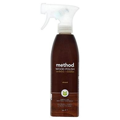 (12 PACK) - Method Wood Polish Spray | 354ml | 12 PACK - SUPER SAVER - SAVE MONEY