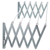 Oryx 5160310 Extendible Wall-Mounting Clothesline, 1.4m