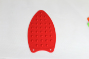 New Silicone Iron Rest / Ironing Board RED