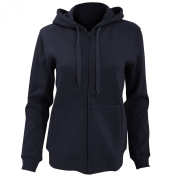 SOLS Womens/Ladies Seven Full Zip Hooded Sweatshirt / Hoodie