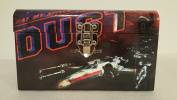 Star Wars storage trunk toy accesories
