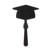 Graduation Mortar Board Clapper