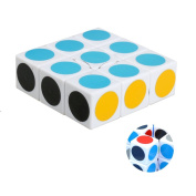 I-xun Plastics 1X1X3 Speed Cube Stickerless Rubiks cube Magic Cube