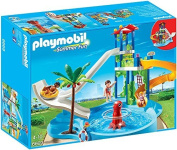 PLAYMOBIL 6669 Water park with giant slides
