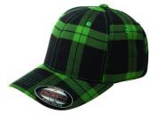 Original Fitted Flexfit Tartan Plaid Hat 6197