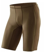 2XU Military Men's Elite Compression Shorts - Made In USA, Coyote, X-Large